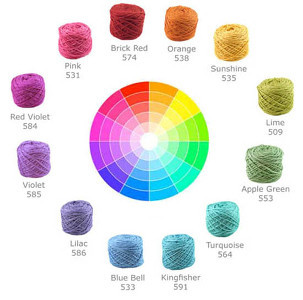 Tutoriel sur la théorie des couleurs de fil