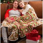 gingerbread-house-blanket