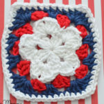 Patriotic-Star-Crochet-Granny-Square
