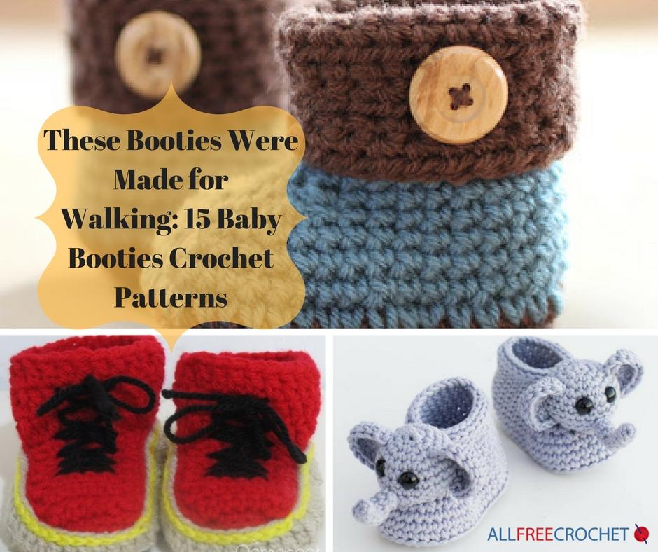 Ces chaussons sont faits pour marcher : 15 modèles de chaussons pour bébé