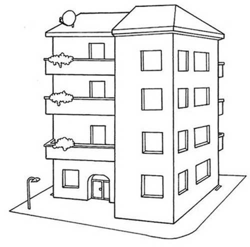dessins-de-maisons-1