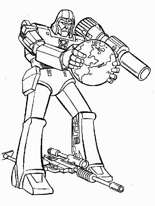 dessins-de-max-steel-1