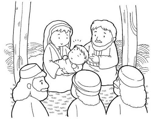 dessins bibliques