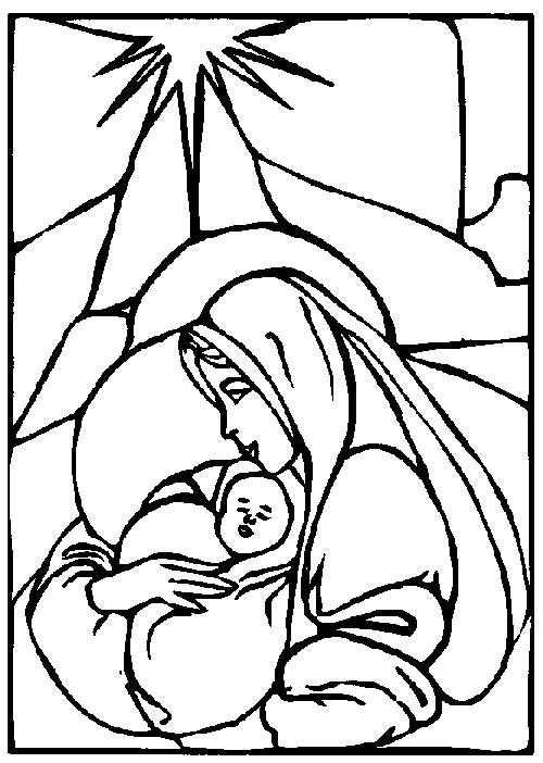 Mère de Jésus
