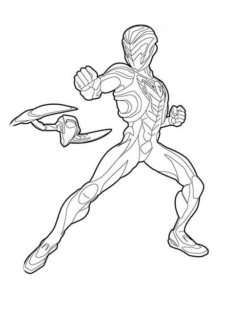 dessins-max-steel