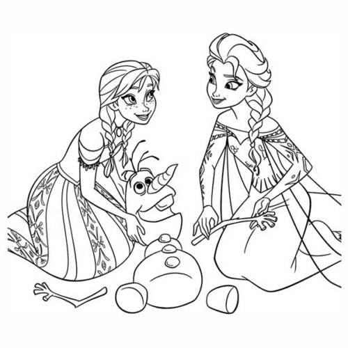 princesses à peindre