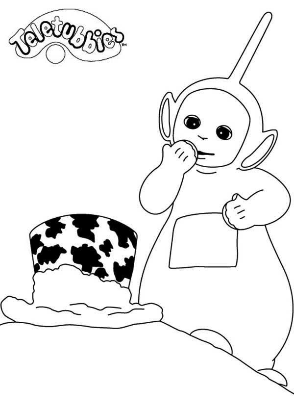 Images de dessins Teletubbies