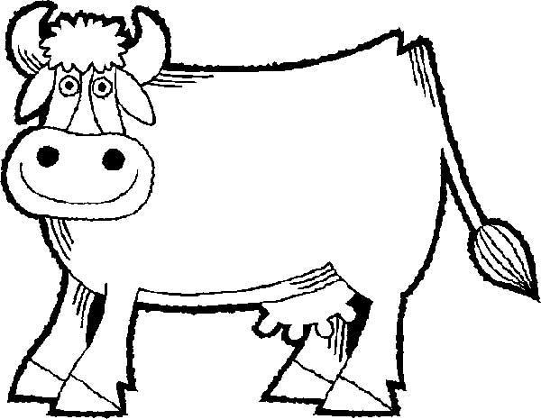 vaches à peindre
