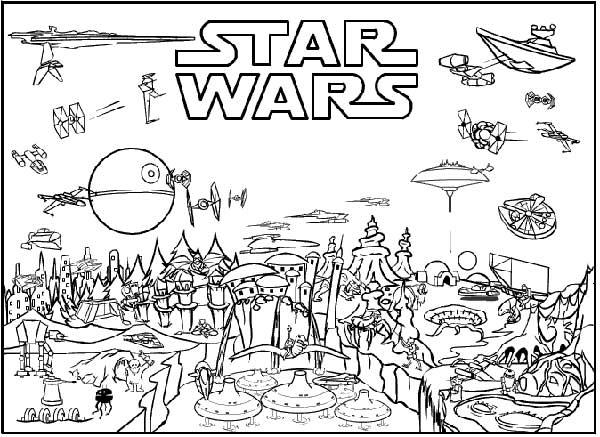 Guerres des étoiles