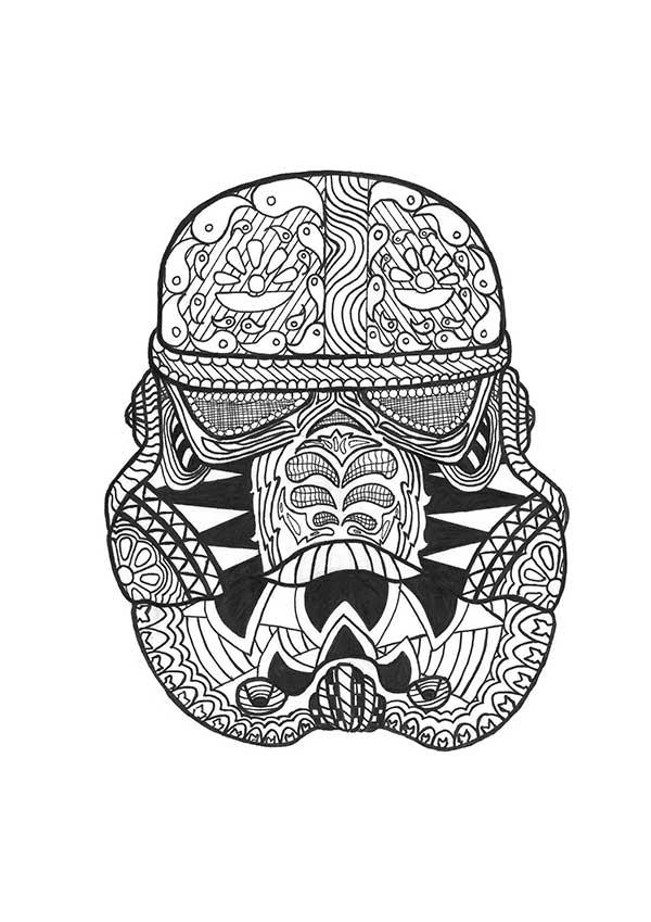 masque de star wars