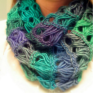 Foulard Infinity Forever Young