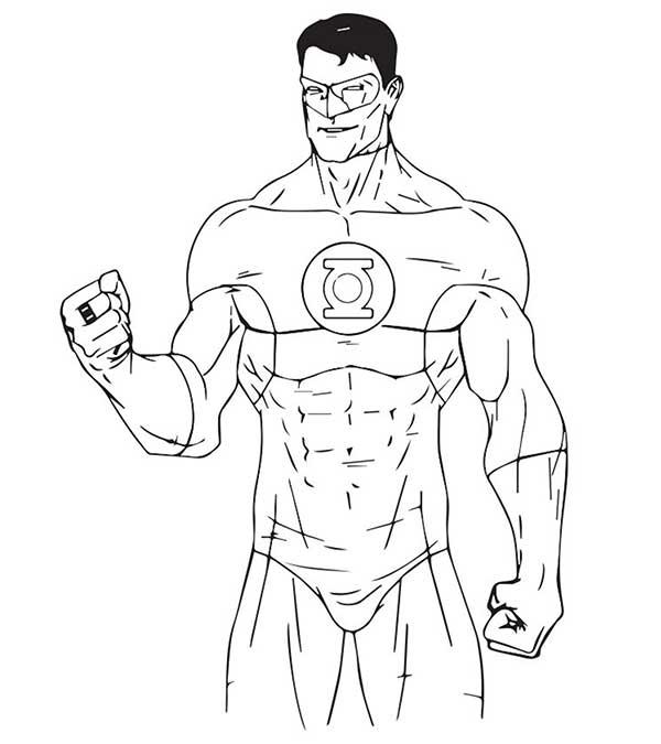 héros puissants