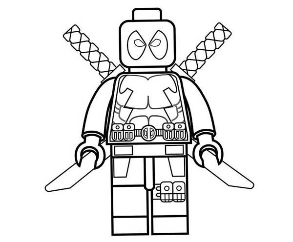 en version jouet lego