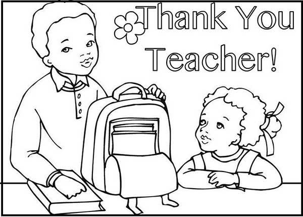 Avec une phrase pour enseigner l'anglais aux enfants.