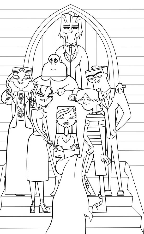 Film de la famille Adams