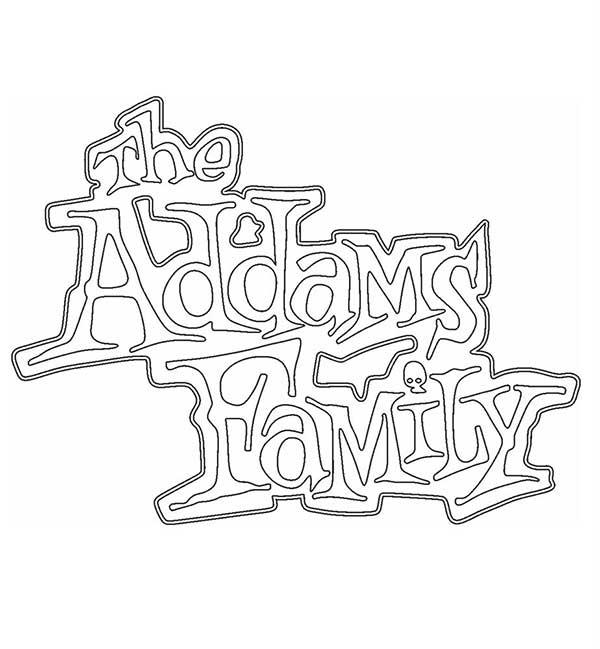 Famille Adams à peindre