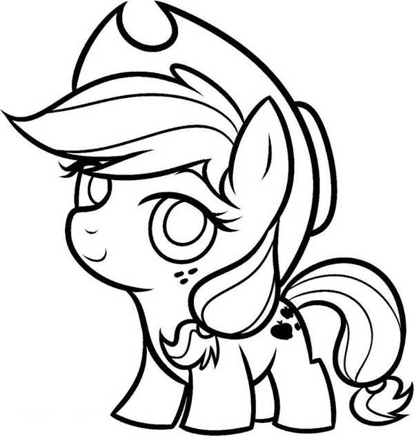Les dessins de mon petit poney