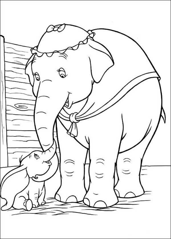 Dessins Dumbo