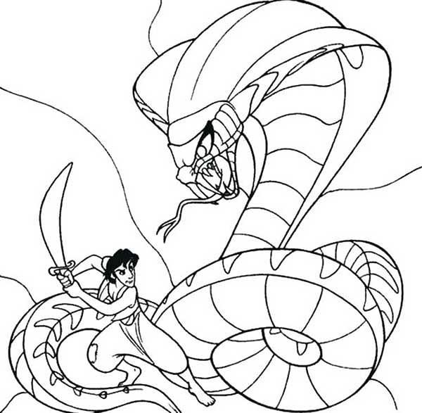 Les dessins d'Aladin