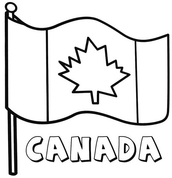 drapeau canadien