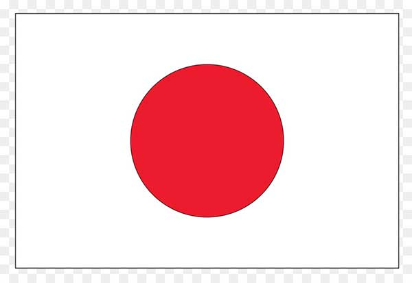 drapeau du japon