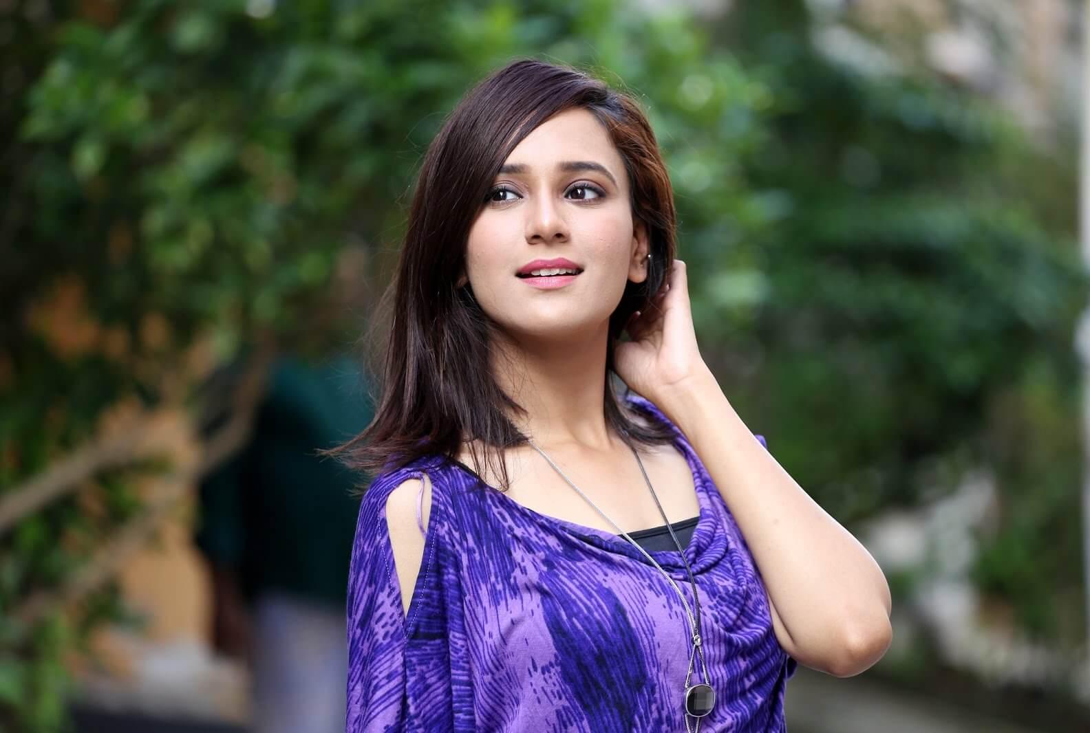 Actrice BD Sabila Nur
