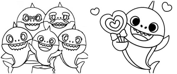 activités gratuites pour bébés requins