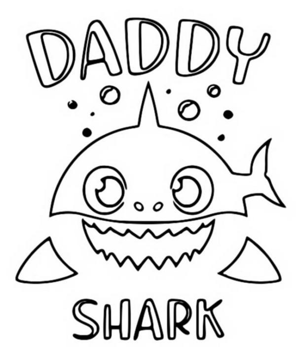 activité bébé requin gratuite