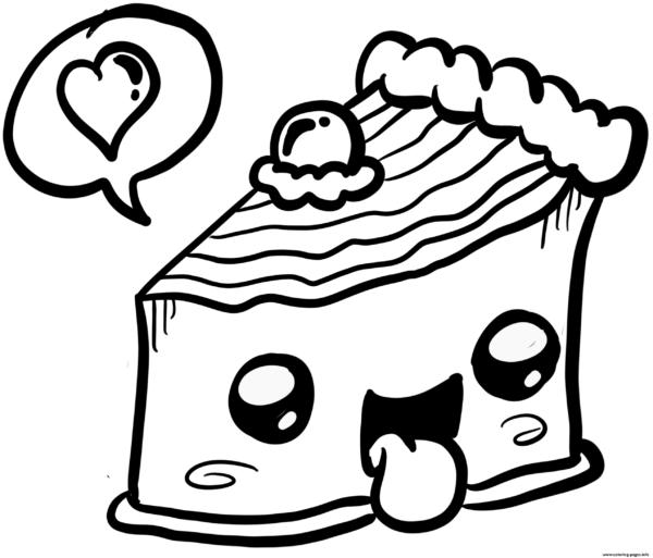 conception de gâteau mignon